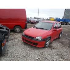 Opel CORSA 1.7 (01.1995 - 12.2000)